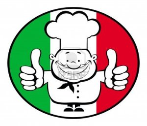 11976105-cartoon-smiling-chef-showing-thumbs-up-on-italian-flag-background-separate-layers
